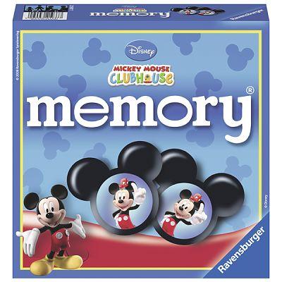 Jocul Memoriei - Clubul lui Mickey Mouse de la Ravensburger