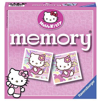 Jocul Memoriei -Hello Kitty de la Ravensburger