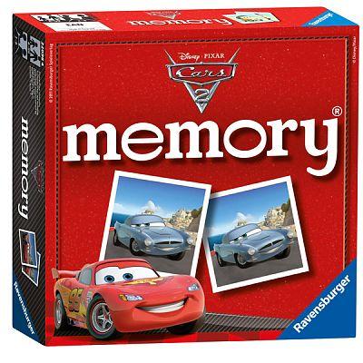 Jocul Memoriei - Disney Cars 2 de la Ravensburger
