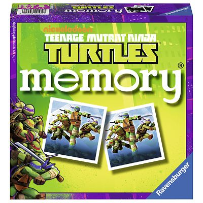 Jocul Memoriei - Testoasele Disney de la Ravensburger