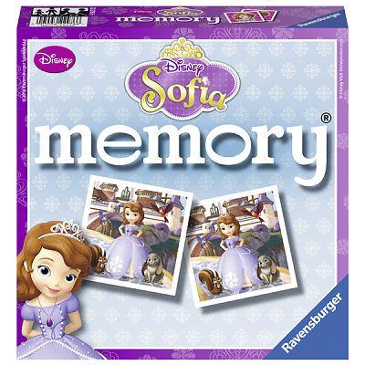 Jocul Memoriei - Printesa Sofia de la Ravensburger