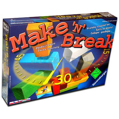 Joc Make'n'brake de la Ravensburger