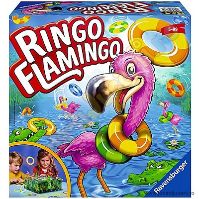 Joc Ringo Flamingo de la Ravensburger