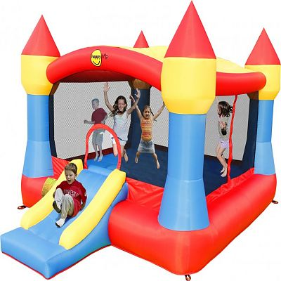 Happy Hop Spatiu de joaca gonflabil pentru sarit Super Castel