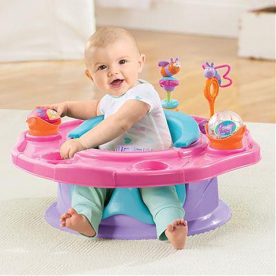 SUMMER Infant Super Scaunul 3 in 1 Pink