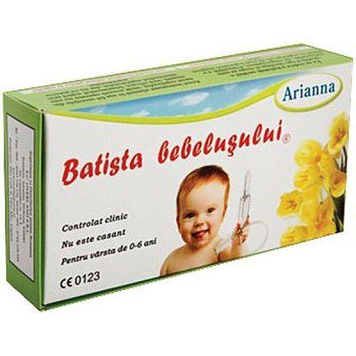 Batista bebelusului aspirator nazal