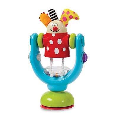 Taf Toys Jucarie pentru scaun de masa Kooky Rotitor