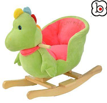 Balansoar cu sunete Dino