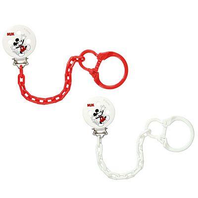Disney Mickey Mouse Lant pentru suzeta