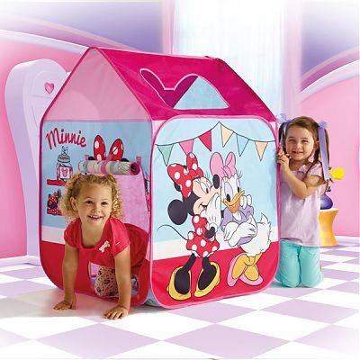 Worlds Apart Cort de joaca copii Minnie Mouse