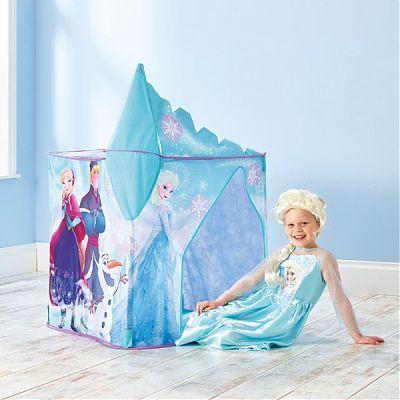 Cort de joaca castel Frozen de la Worlds Apart