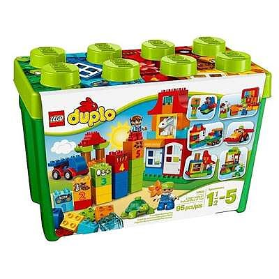 Jucarie - LEGO DUPLO - Cutie completa pentru distractie