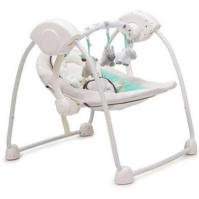 CANGAROO Leagan Electric Bebelusi Baby Swing VERDE
