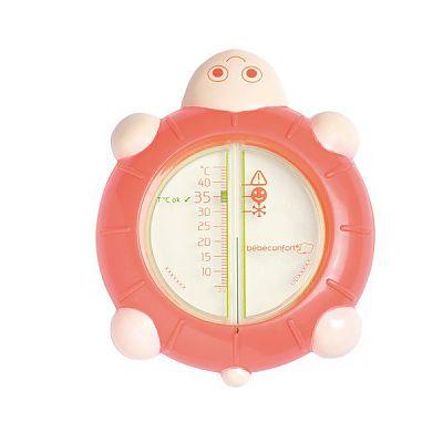 Termometru de baie broscuta ROZ