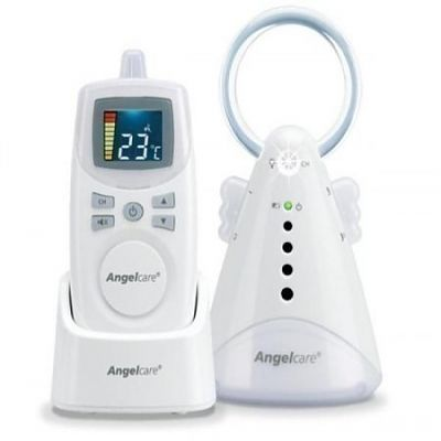 Interfon digital cu termometru de camera Angelcare AC 420 de la AngelCare
