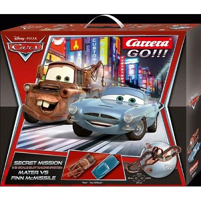 Carrera GO!!! Disney/Pixar Cars - Secret Mission de la Carrera