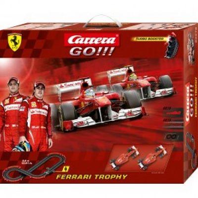 Carrera Carrera GO!!! Ferrari Trophy