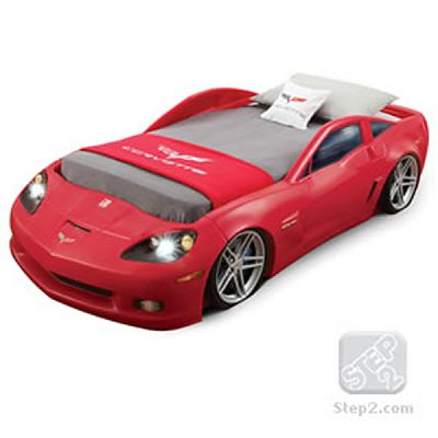 Patut copii Corvette de la The Step2 Company