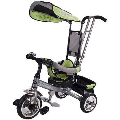 Tricicleta Lux - Verde de la Sun Baby