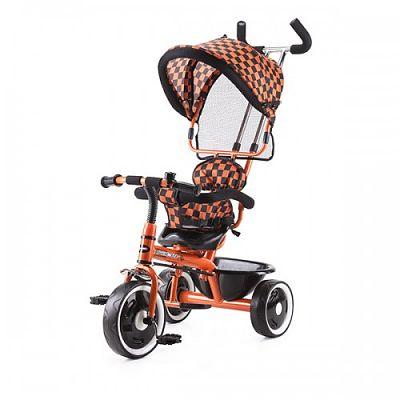 Tricicleta Racer Orange 2015