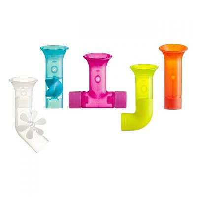Jucarie PIPES - tuburi pentru baie de la boon