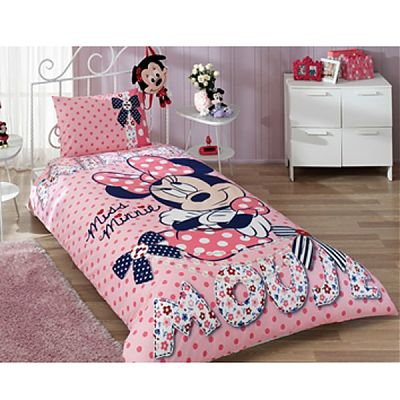 Lenjerie copii Minnie Mouse DREAM de la TAC