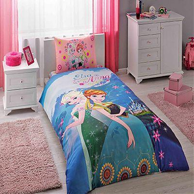 TAC Lenjerie copii Disney Frozen ELSA & ANNA