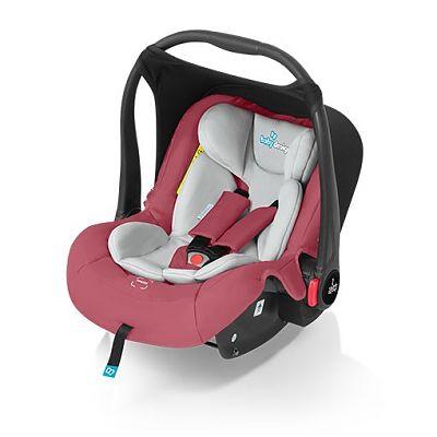 Scoica auto 0-13 kg Leo 08 raspberry de la Baby Design