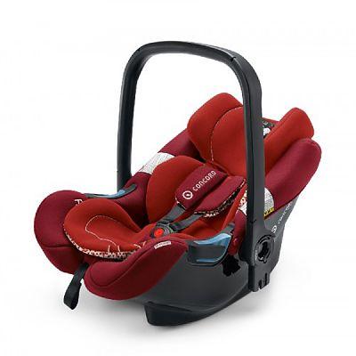 Ansamblu scaun auto AIR SAFE cu baza isofix AIR FIX. de la Concord