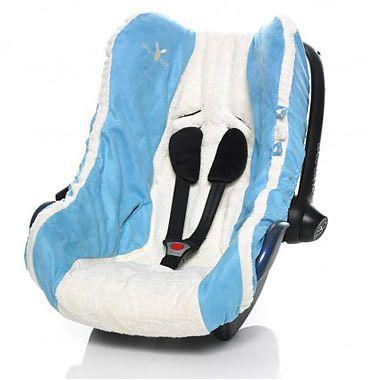 Wallaboo Husa scaun auto Grupa 0+ Blue