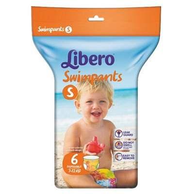 SWIMPANTS- Chilotei impermeabili copii -S-(7-12kg) - 6 buc de la Libero