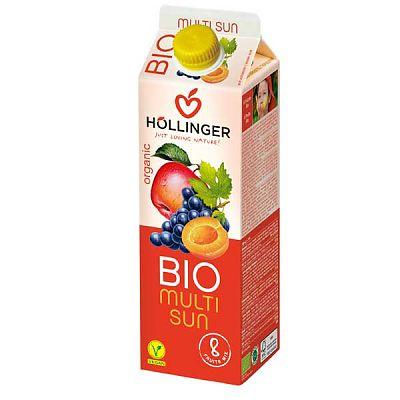 Nectar Bio din Amestec de Fructe 1L