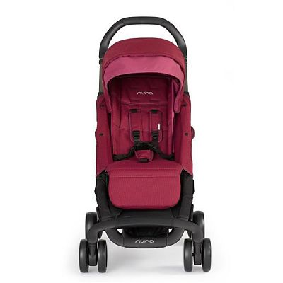 Nuna Carucior Ultracompact Pepp Luxx Raspberry