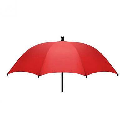 Umbrela pentru carucior 70cm UV 50+, Rosu