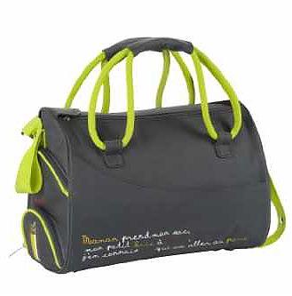 Badabulle Geanta pentru scutece Maternity Bag Grey