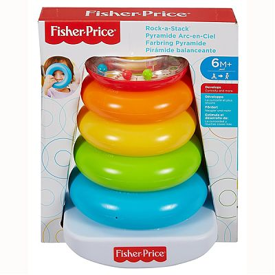 Fisher-Price JOC Construieste piramida