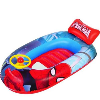 Bestway Barca gonflabila Spiderman