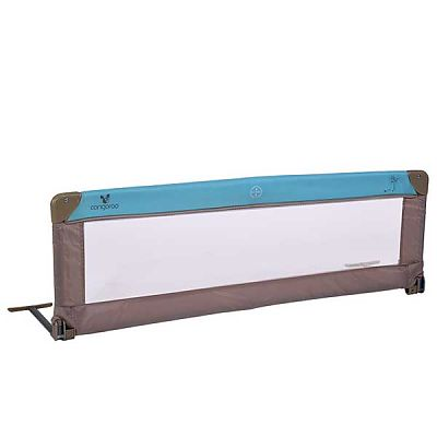 CANGAROO Bariera pentru patut copii 130 cm Turquoise