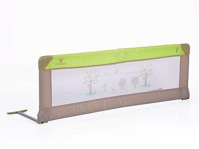 CANGAROO Bariera pentru patut copii 130 cm Verde