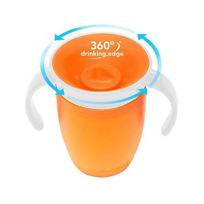 Munchkin Cana Trainer Miracle Color 6L+ ORANGE