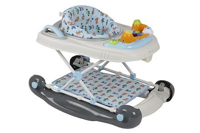 BabyGo Premergator multifunctional 3 in 1 Light Blue
