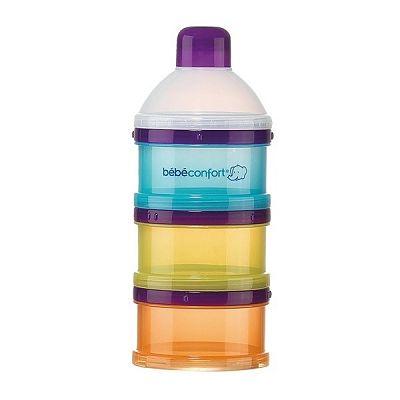 Bebe Confort- Mica Recipient transport lapte praf Color