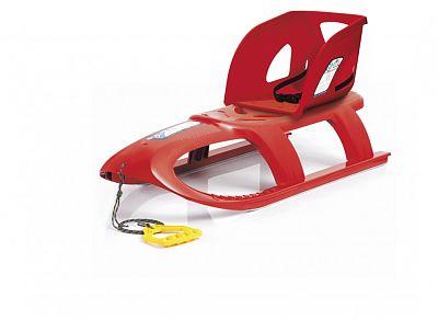 Prosperplast Sanie Bullet Seat rosie