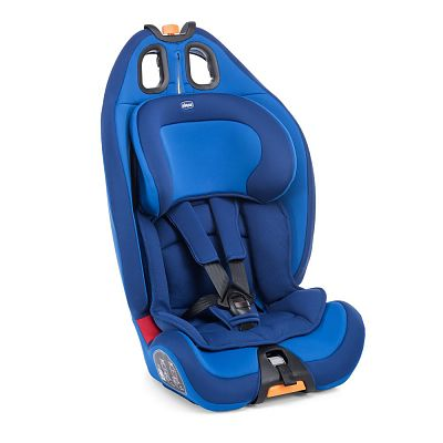 Chicco Scaun auto Gro Up, PowerBlue, 12luni+
