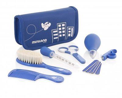 Miniland baby Set igiena pentru copii Baby Kit Blue