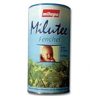 Milupa Milutee ceai instrant de fenicul 200 g
