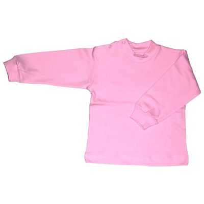 Rom Baby Bluza cu capse pe umar