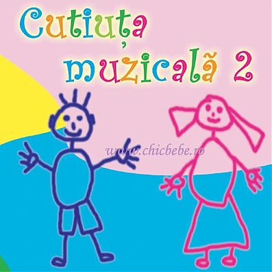 MediaPro Music CD Cutiuta muzicala vol. 2