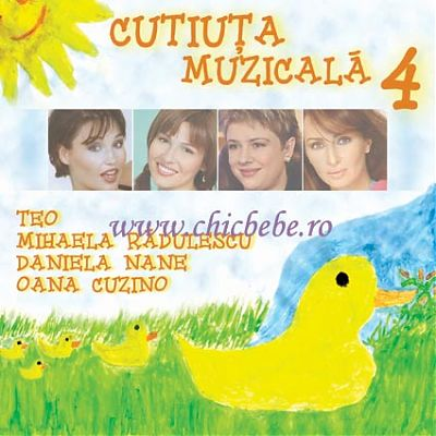 MediaPro Music CD Cutiuta muzicala vol. 4