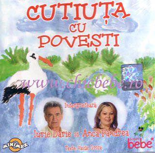 MediaPro Music CD Cutiuta cu povesti